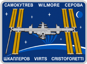Expedition 42 Mission Decal